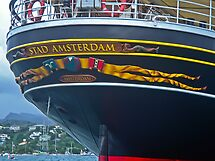 Stad Amsterdam by globeboater