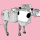 Bigface Cow by caseysplace