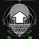 NOV 2012 THE NEXT LEVEL RADIO MERCH CROPCIRMANDALA11 by David Avatara