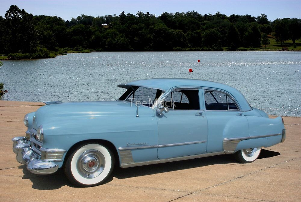 1949 Cadillac Sedan deVille by TeeMack
