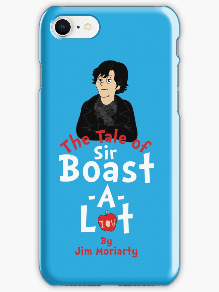 The Tale of Sir Boast-A-Lot (Vertical Variant) by huckblade