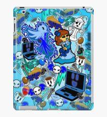 Velvet Blue (iPad & iPhone) iPad Case/Skin