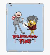 Big Adventure Time iPad Case/Skin