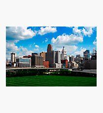 Cincinnati Skyline 7 Photographic Print