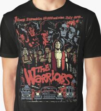 The Warriors Poster Graphic T-Shirt