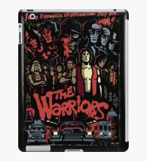 The Warriors Poster iPad Case/Skin