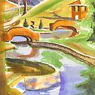 Pools in Brigadoon by KipDeVore