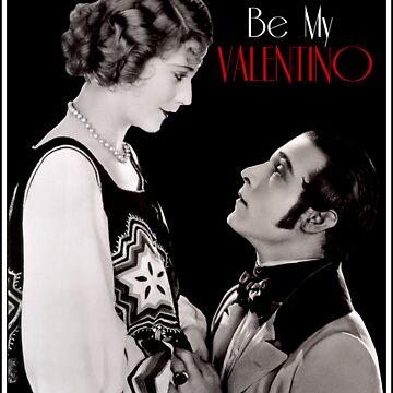 Be My Valentino by Shazzynwa