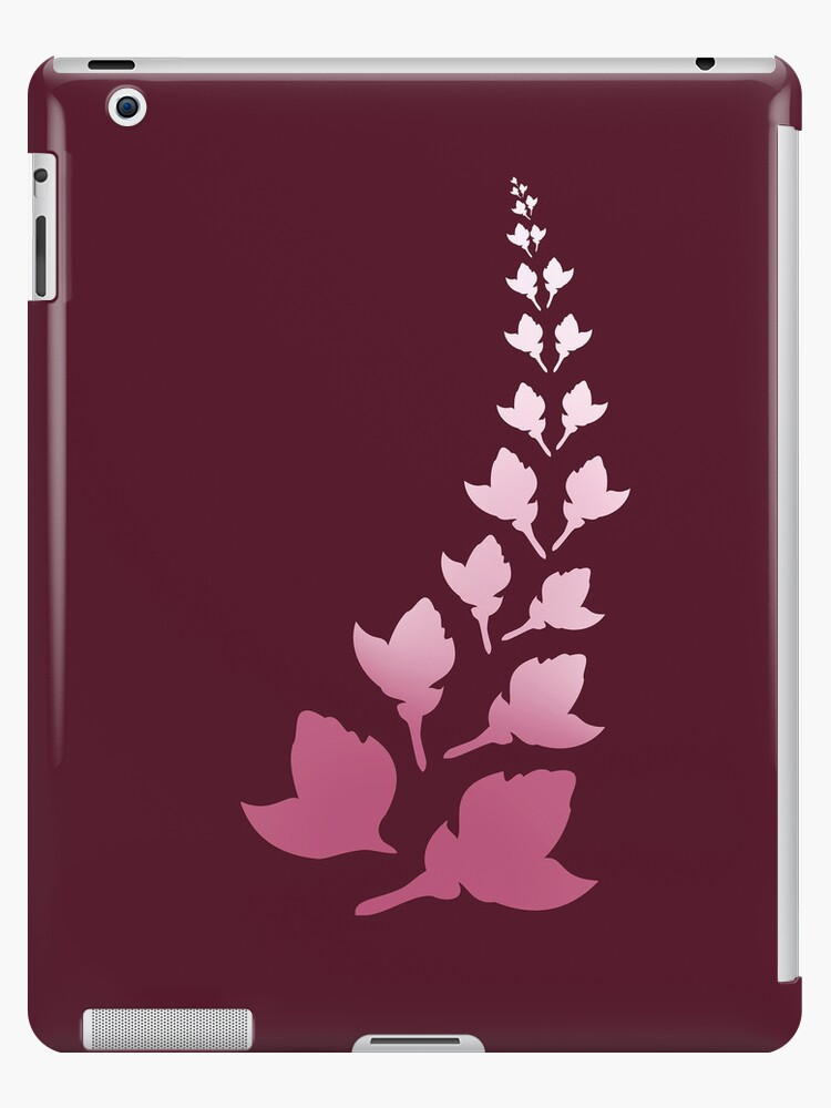 Cerise [iPad / iPhone / iPod Case] by Damienne Bingham