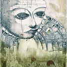 Mother Goddess by waldekart