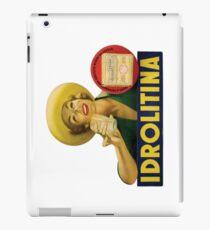 Idrolitina iPad Case/Skin