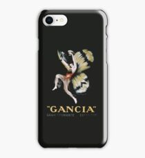 Gancia 2 iPhone Case/Skin