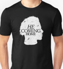 Halloween is Coming Slim Fit T-Shirt