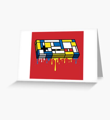 The Art of Gaming Greeting Card
