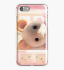 Marshmallow Mouse iPhone Case/Skin