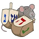 Dreidel Mouse by sneercampaign