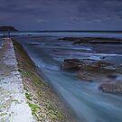 The Pumphouse Corner, Merewether Ocean Baths by bazcelt