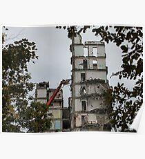 demolition machine     Poster