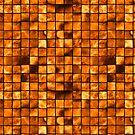 Copper Tiles by pjwuebker