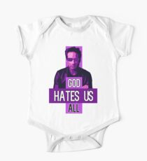God Hates Us All - Hank Moody - Californication Kids Clothes