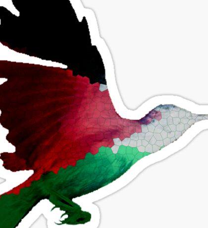 Palestine Sunbird  Sticker