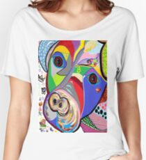 Pretty Pitty Women's Relaxed Fit T-Shirt