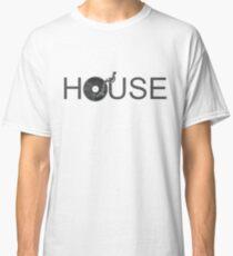 House Vinyl - Music Turntable DJ Classic T-Shirt