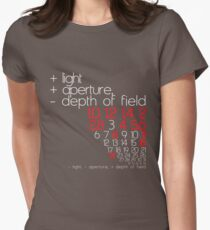 aperture + or - T-Shirt