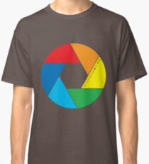 colorful aperture Classic T-Shirt