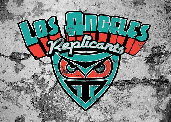 Los Angeles Replicants by synaptyx