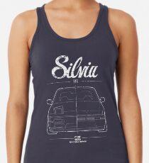 Silvia S13|180SX Racerback Tank Top