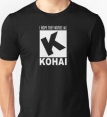 Kohai rating Unisex T-Shirt