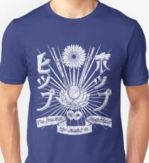 The samurai who smells of sunflowers Slim Fit T-Shirt