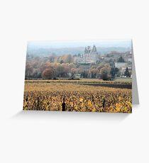Château de Neuvicq  Greeting Card