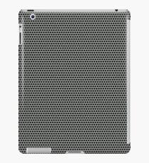 Silvery Metal Mesh iPad Case/Skin