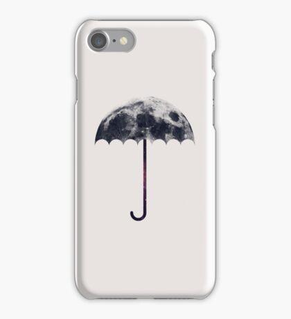 Space Umbrella II iPhone Case/Skin