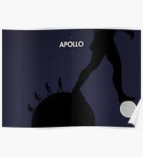 99 Steps of Progress - Apollo Poster