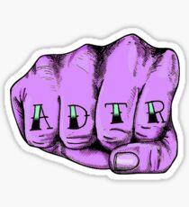 ADTR Sticker