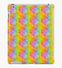 Rainbow Microwaves iPad Case/Skin