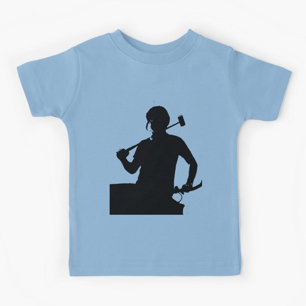 Bike Polo Kids T-Shirt