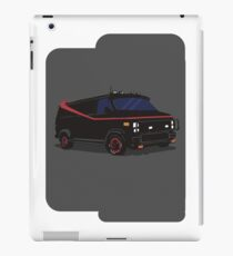 The A-Team Van  iPad Case/Skin