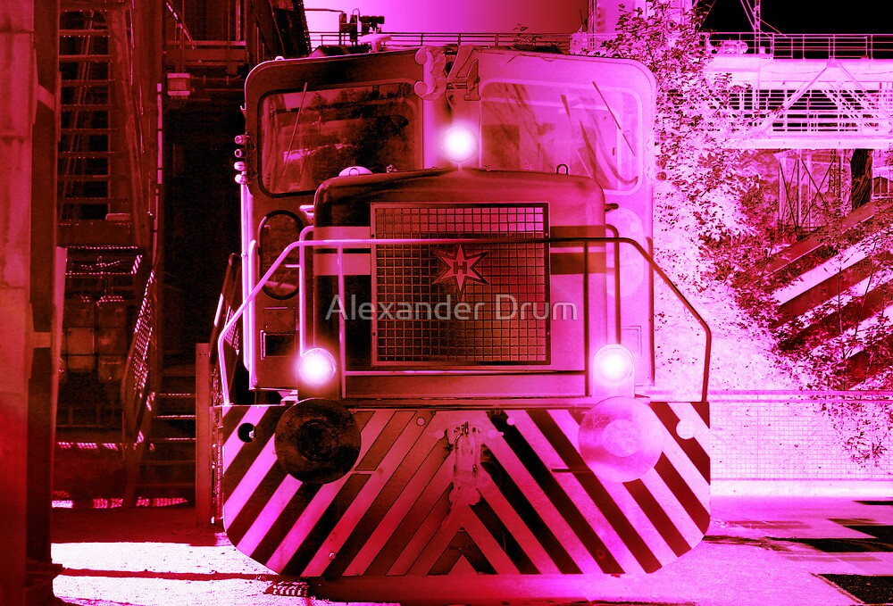Locomotive by Alexander Drum