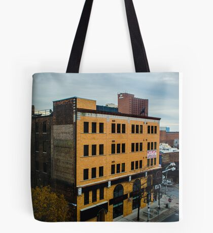 Split Identity Tote Bag