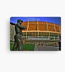 Great American Ballpark Canvas Print