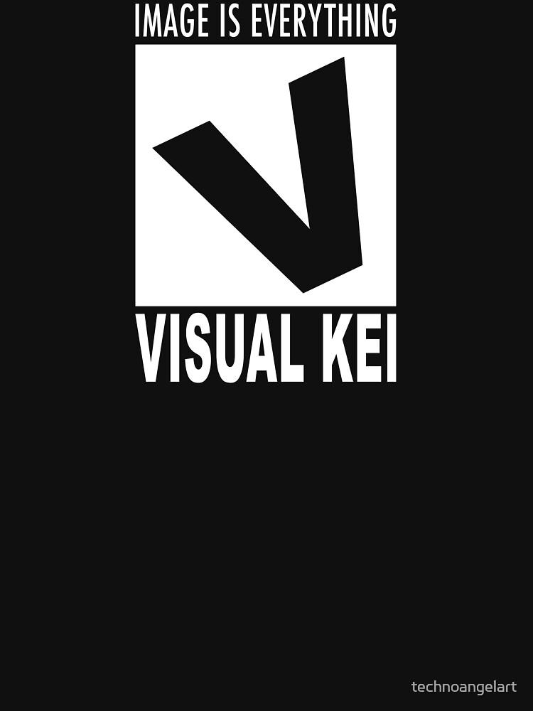 Visual Kei rating by technoangelart