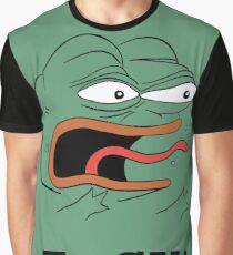 Pepe Le Frog Graphic T-Shirt