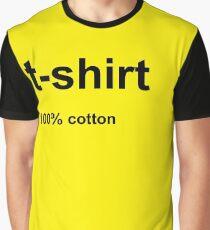 No-Name Brand T-Shirt Graphic T-Shirt