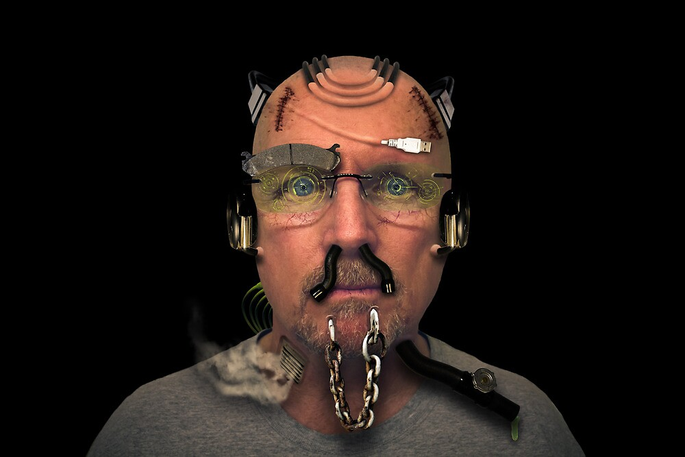 Borg Beginnings by Randy Turnbow