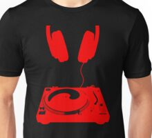 dj red Unisex T-Shirt