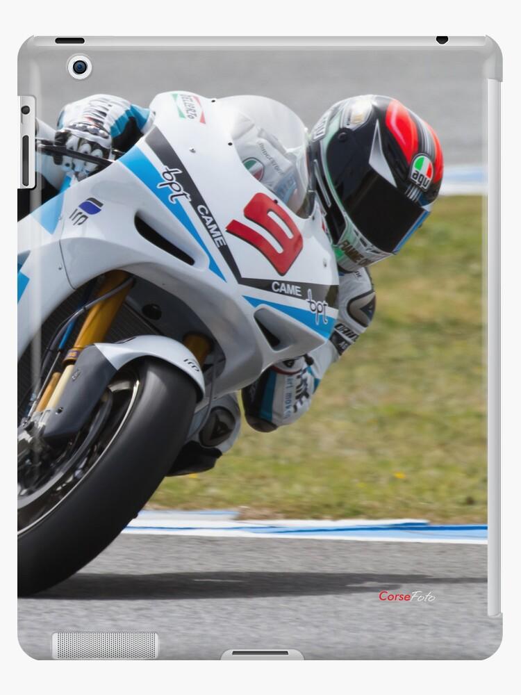 Danilo Petrucci in Jerez 2012  by corsefoto